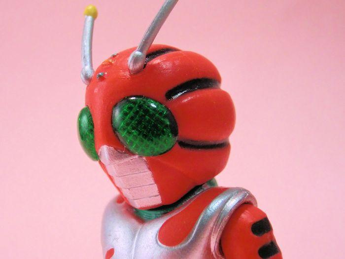 コンバージ仮面ライダー20・仮面ライダーZX(ゼクロス)