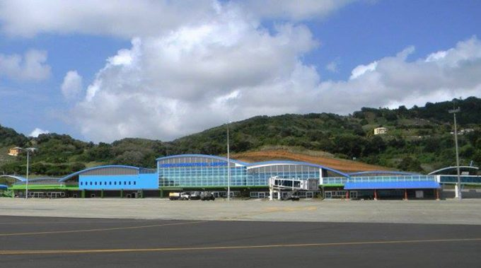 Image result for saint vincent and the grenadines airport