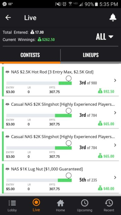 HAMMER DFS DO THEY WIN?