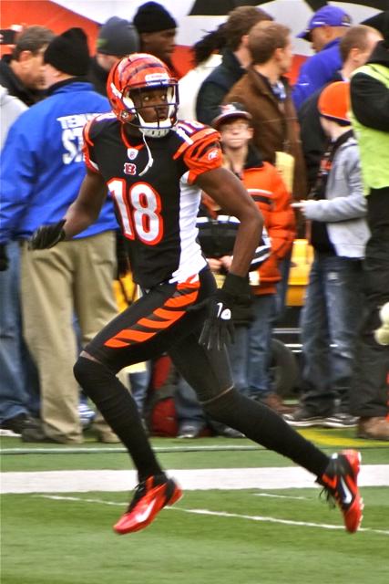 AJ Green Cincinnati Bengals