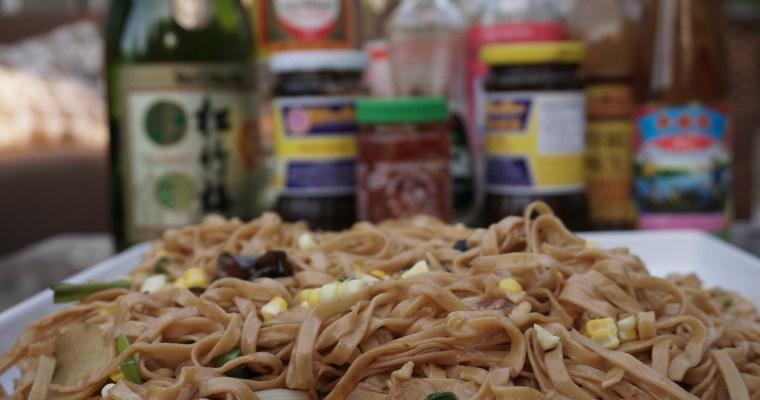 Parts Unknown & Sauces Unknown (Soy Sauce Noodles)