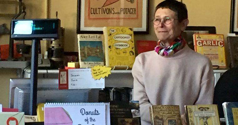 Finding Dorie (Vanilla Polka Dot Cookies)