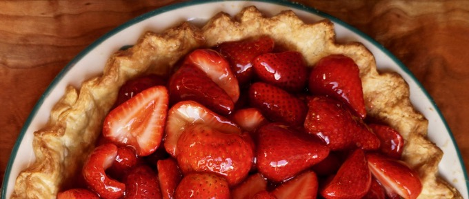 Strawberry Fields Forever-Strawberry Pie Now