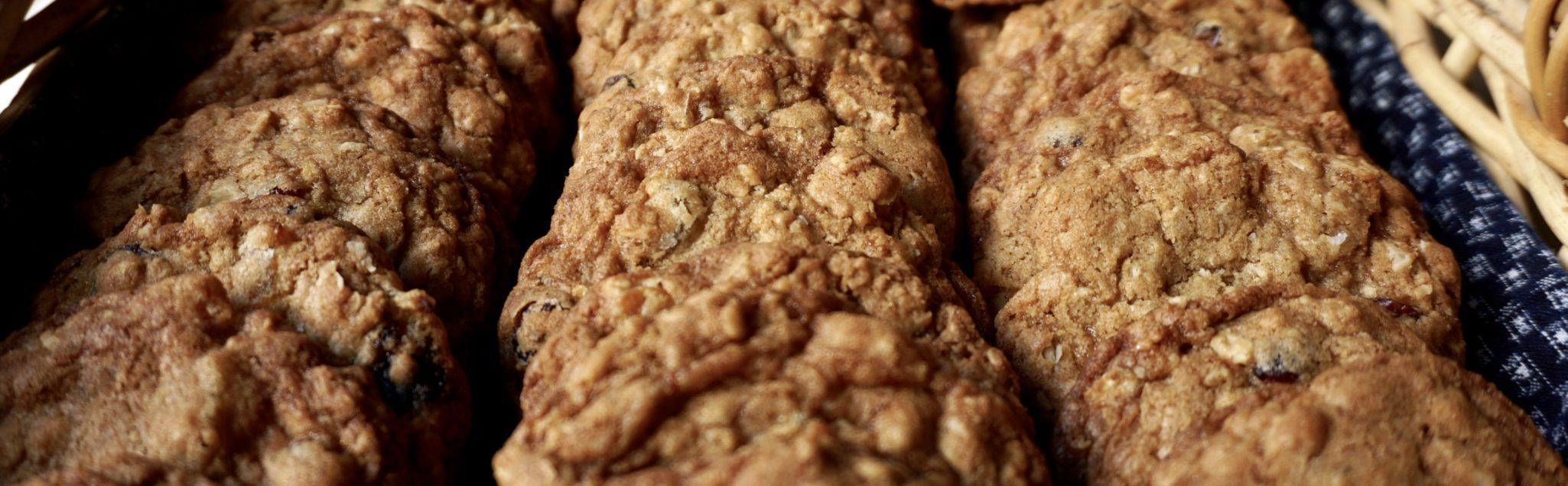 Let's Get Ready to Crumble! (Cranberry Apricot Oatmeal Cookies)