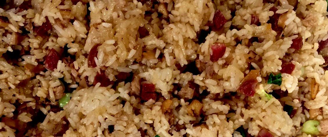 Stuck on Sticky Rice (Gnaw Mai Fan)