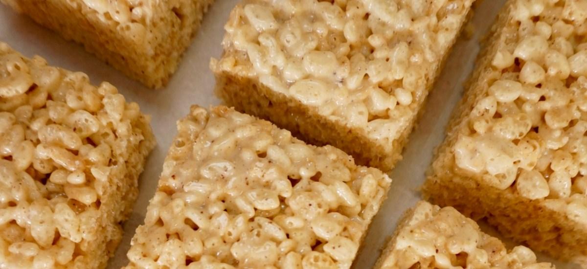 Double Your Pleasure, Double Your Fun.. Rice Krispy Treats Riff