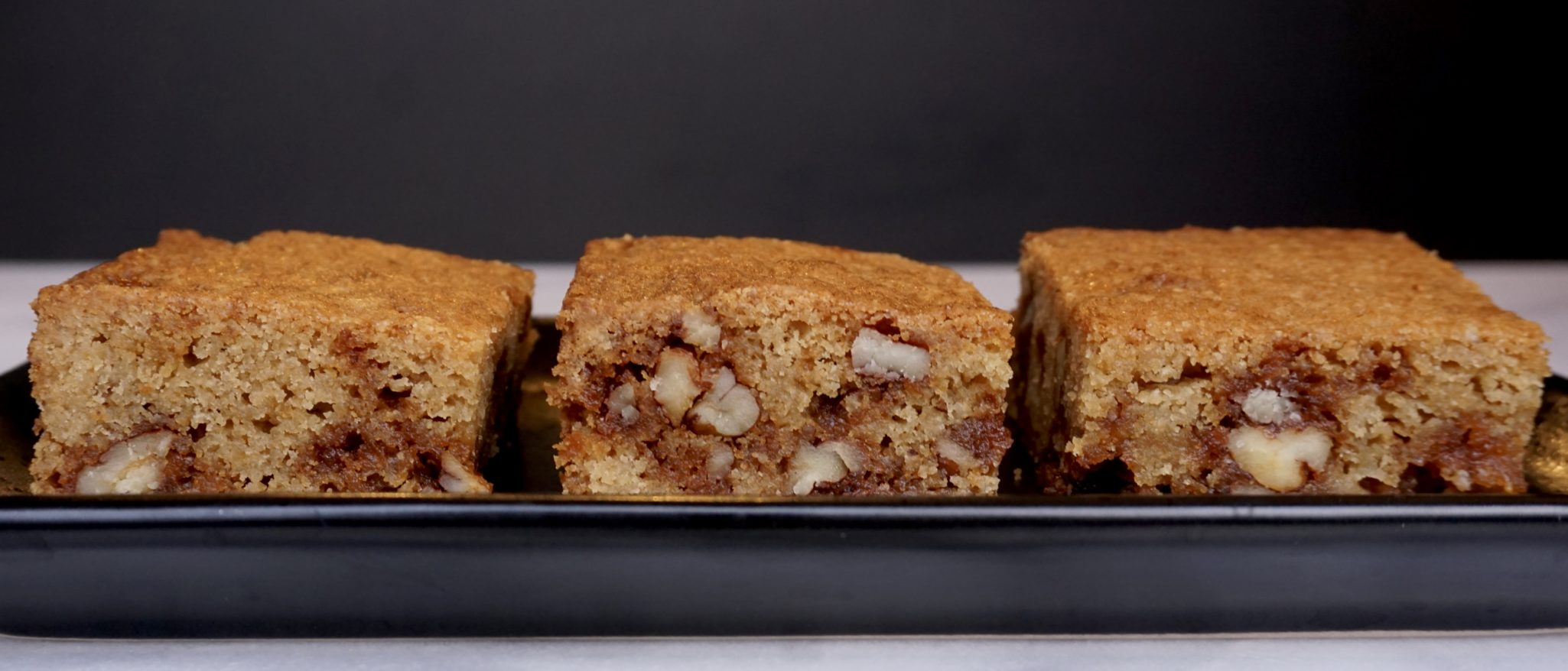 Want A Bakehouse Pecan BLONDIE – CALL ME