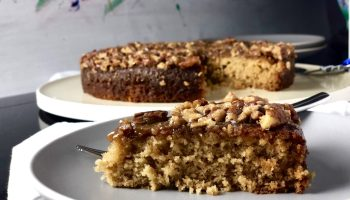 TBC (Throwback Cake Day) Rum Doused Lemon Poppyseed Cake