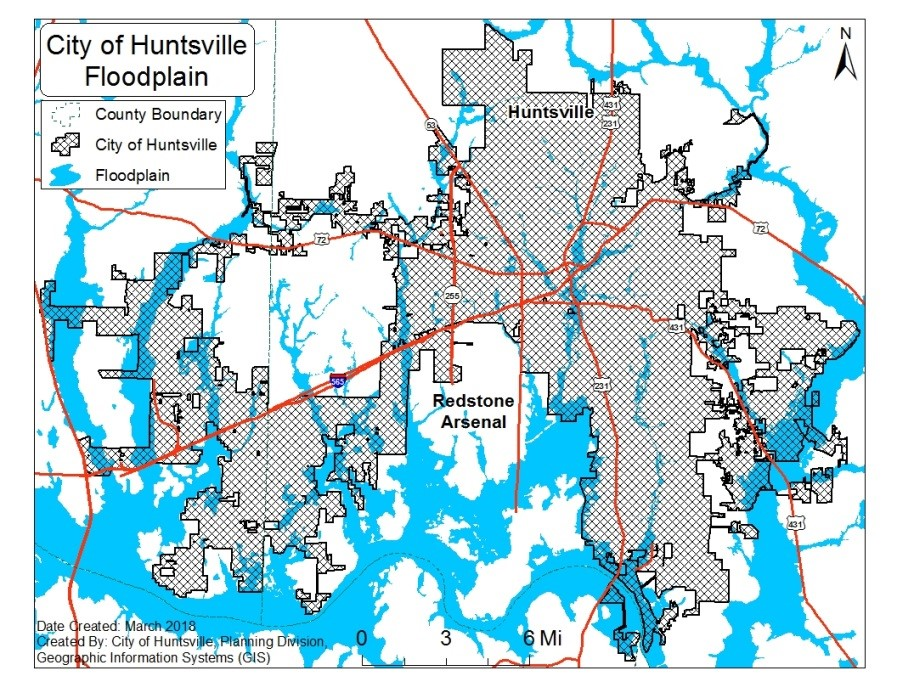 Protect Yourself From Flooding City Of Huntsville