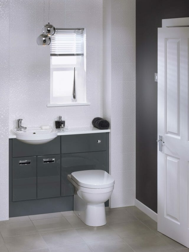 Fitted Bathroom Furniture From The Major Leading High