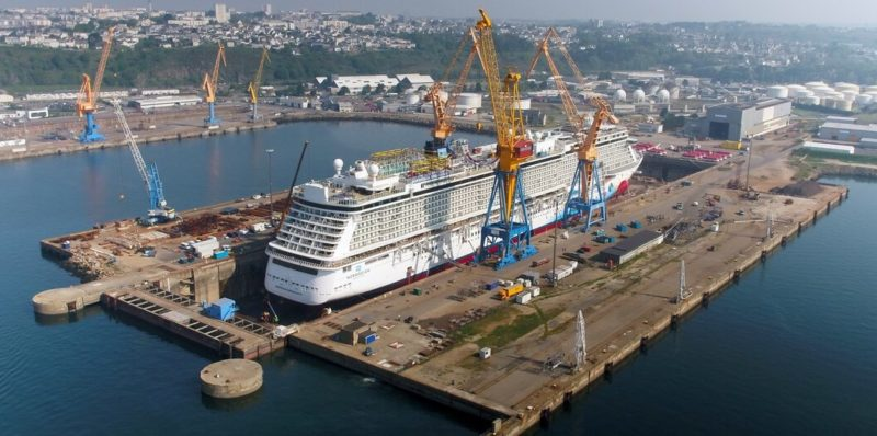 Image result for cruise ship Dry docks
