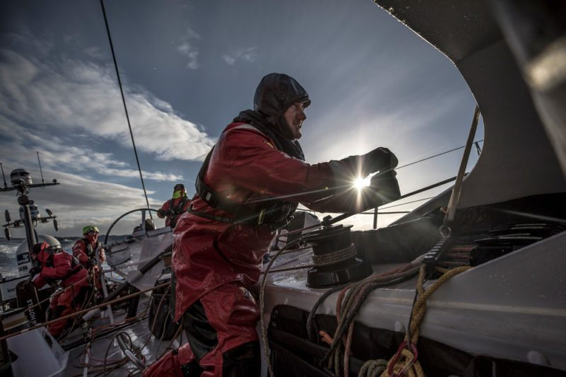 Volvo Ocean Race Sailor Lost At Sea After Falling