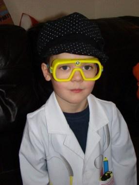 Thomas the Scientist