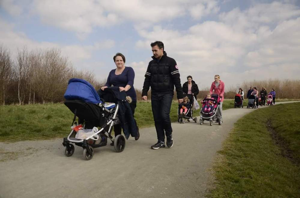 The 1st Buggy Walk (6/6)
