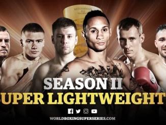 WBSS Light Welterweight Tournament