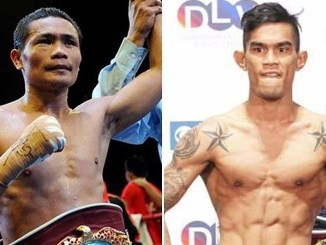 Donnie Nietes and Aston Palicte