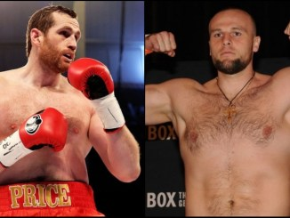David Price vs Sergei Kuzmin
