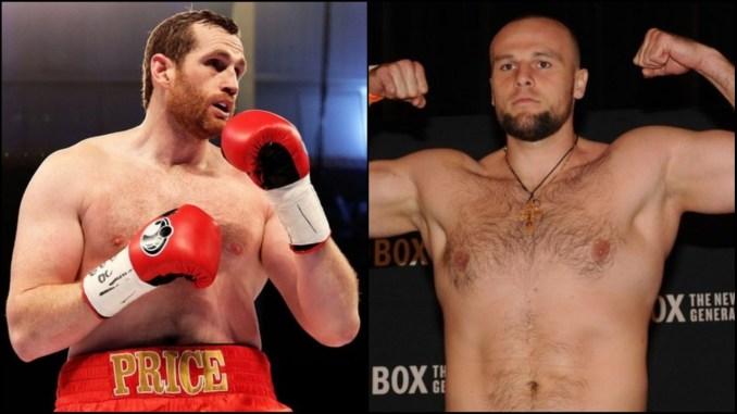David Price vs Sergei Kuzmin