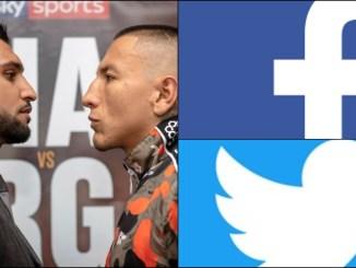 DAZN Showcasing Khan vs Vargas for free
