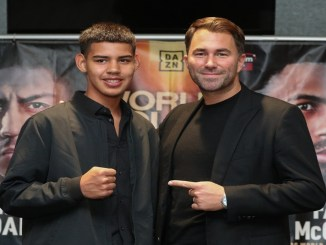 Diego Pacheco Signs with Matchroom