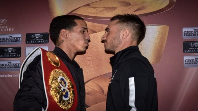 Emmanuel Rodriguez vs Jason Maloney