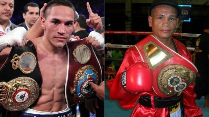 Juan Francisco Estrada vs Sonny Boy Jaro