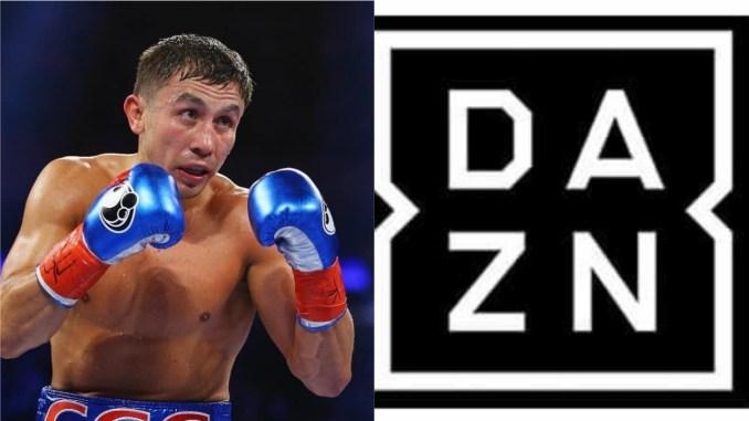 Gennady Golovkin Likely Headed to DAZN