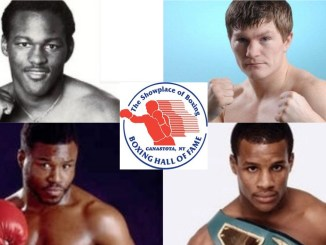 International Boxing Hall of Fame Candidates 2019