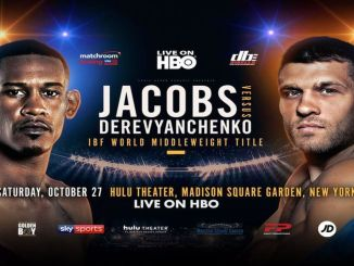 Jacobs vs Derevyanchenko