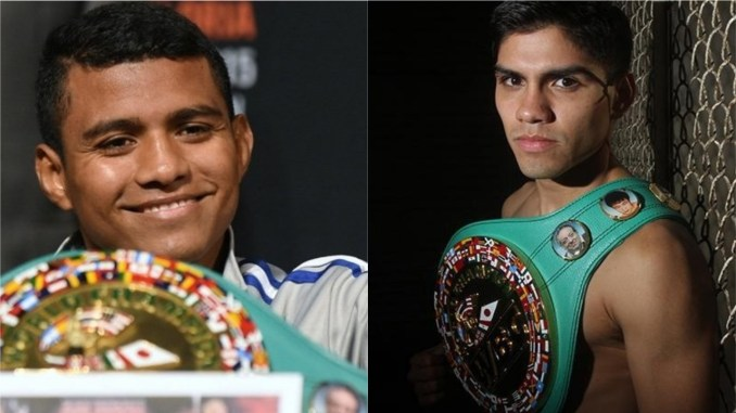 Roman Gonzalez vs Pedro Guevara