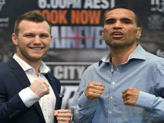 Top Rank on ESPN: Jeff Horn vs Anthony Mundine