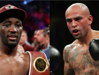 Terence Crawford vs Luis Collazo