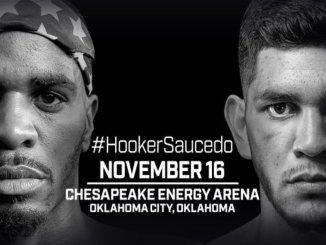 Hooker vs Saucedo