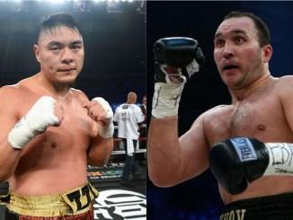 Zhang vs Ustinov