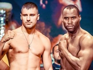 Adonis Stevenson vs Oleksandr Gvozdyk