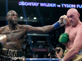 Deontay Wilder Wants Tyson Fury Rematch