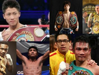 Top 10 Pound 4 Pound list from Minimumweight to Super Bantamweight