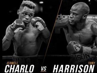 Jermell Charlo vs Tony Harrison