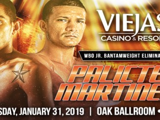 Aston Palicte vs Jose Martinez