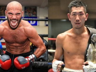Ray Beltran vs Hiroki Okada