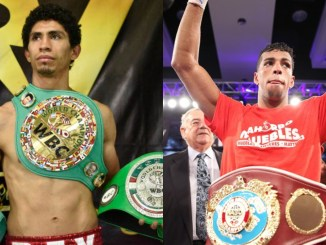 Rey Vargas and Alberto Machado