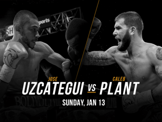 Jose Uzcategui vs Caleb Plant