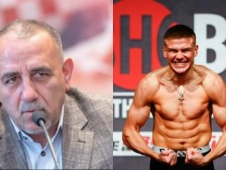 Pedro Diaz and Ivan Baranchyk
