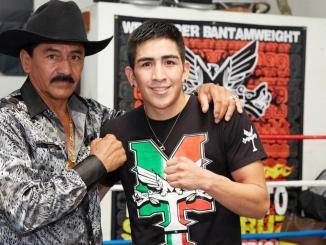 Jose Santa Cruz and Leo Santa Cruz
