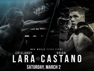 Brian Castaño vs Erislandy Lara