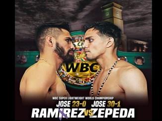 Jose Ramirez vs Jose Zepeda