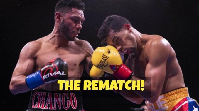 Andrew Cancio vs Alberto Machado I