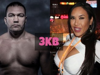Kubrat Pulev and Jenny Ravalo