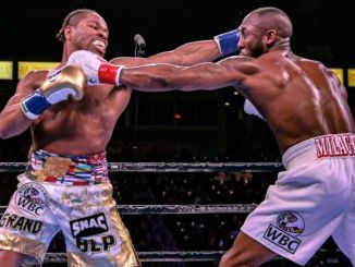 Shawn Porter vs Yordenis Ugas on March 9, 2019