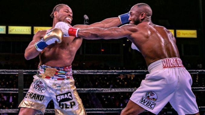 Shawn Porter vs Yordenis Ugas on March 9, 2019